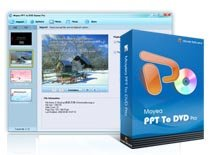 Moyea PPT to DVD Burner Pro #3 PowerPoint to DVD Converter
