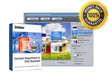 ImTOO Convert PowerPoint to DVD Personal #4 PowerPoint to DVD Converter
